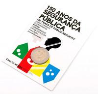 Portugali 2 € 2017 Polícia de Segurança Pública BU coincard