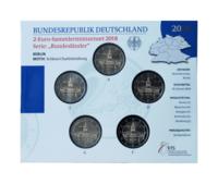 Saksa 2 € 2018 Helmut Schmidt A-J BU