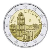 Liettua 2 € 2017 Vilna