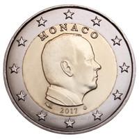 Monaco 2 € 2017 Albert II