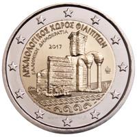 Kreikka 2 € 2017 Filippoi