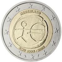 Alankomaat 2 € 2009 EMU