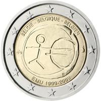 Belgia 2 € 2009 EMU