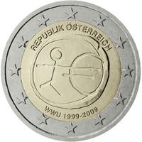 Itävalta 2 € 2009 EMU