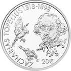 Suomi 20 € 2018 Zacharias Topelius, Proof