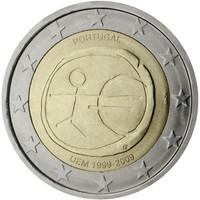 Portugali 2 € 2009 EMU