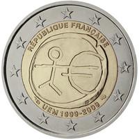 Ranska 2 € 2009 EMU