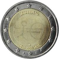 Luxemburg 2 € 2009 EMU
