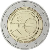 Saksa 2 € 2009 EMU