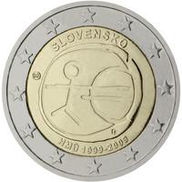 Slovakia 2 € 2009 EMU