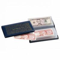 Leuchtturm taskukansio seteleille, 170 paikkaa