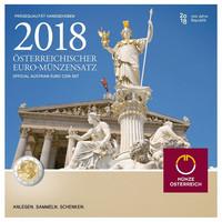 Itävalta 2018 BU rahasarja