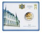 Luxemburg 2 € 2018 Perustuslaki 150 vuotta coincard