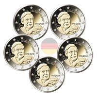 Saksa 2 € 2018 Helmut Schmidt A-J