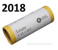 Suomi 1 € 2018 rulla