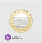 Suomi 5 € 2018 Suomalaiset kansallismaisemat Pallastunturit, Proof