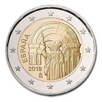 Espanja 2 € 2018 Santiago de Compostela