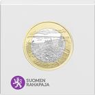 Suomi 5 € 2018 Suomalaiset kansallismaisemat Koli, Proof