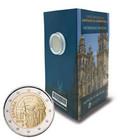Espanja 2 € 2018 Santiago de Compostela Proof