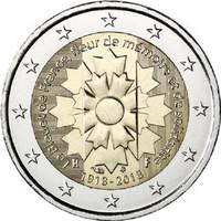 Ranska 2 € 2018 Ruiskaunokki