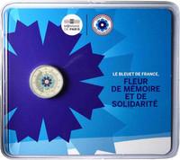 Ranska 2 € 2018 Ruiskaunokki BU coincard