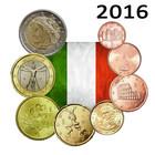 Italia 1s - 2 € 2016 UNC