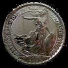 Britannia 2 £ 2018 1oz Ag