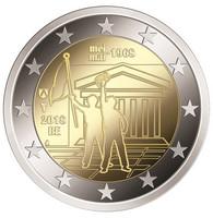 Belgia 2 € 2018 Toukokuun 1968 tapahtumista 50 v. BU