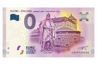 Suomi 0 euro 2018 Hämeen linna - Birger Jarl UNC