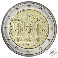 Liettua 2 € 2018 Laulu- ja tanssifestivaali
