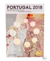 Portugali 2018 FDC rahasarja