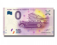 Suomi 0 euro 2018 DC-yhdistys UNC