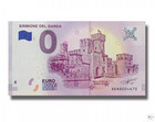Italia 0 euro 2018 Sirmione del Garda UNC
