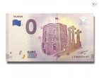 Liettua 0 euro 2018 Vilna UNC