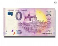 Suomi 0 euro 2018 Helsinki UNC