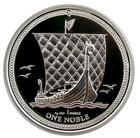 Isle of Man 1 £ 2018 Thusly 1 oz Ag