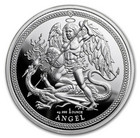 Isle of Man 1 £ 2018 Angel 1 oz Ag