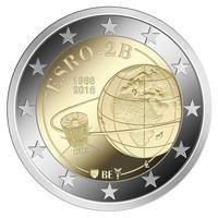 Belgia 2 € 2018 Esro-2B (Iris) BU