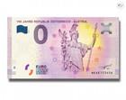 Itävalta 0 euro 2018 Tasavalta 100 vuotta UNC