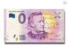 Saksa 0 euro 2018 Richard Wagner UNC