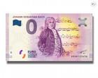 Saksa 0 euro 2018 Johann Sebastian Bach UNC
