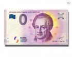 Saksa 0 euro 2018 Johann Wolfgang von Goethe