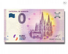 Espanja 0 euro 2018 Catedral de Burgos UNC