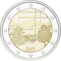 Suomi 2 € 2018 Suomalainen saunakulttuuri, Proof