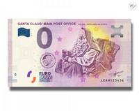 Suomi 0 euro 2018 Joulupukin Pääposti I virheseteli