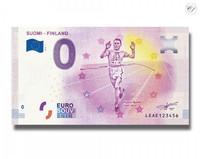 Suomi 0 euro 2018 Paavo Nurmi