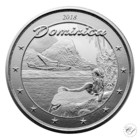 Dominica 1 $ 2018 Nature Isle 1 oz Ag