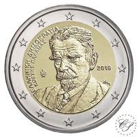 Kreikka 2 € 2018 Kostis Palamas