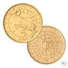 San Marino 5 € 2018 Zodiac - Oinas UNC