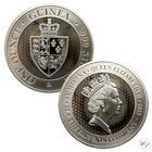 Saint Helena 1 £ 2018 Guinea 1 oz Ag
